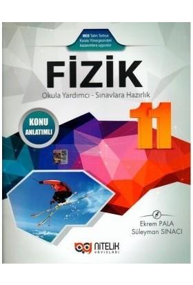 Nitelik Yayınları Yayınları 11. Sınıf Fizik Konu Anlatımlı