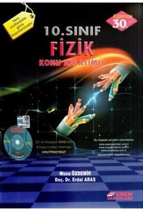Esen Yayınları 10.Sınıf Fizik Konu Anlatımı