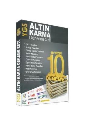 Altın Karma Ygs Altın Karma Deneme Seti Farklı 10 Yayın 10 Deneme