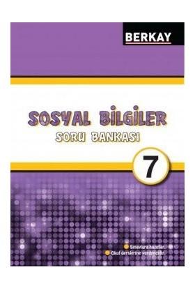 Berkay Yayınları 7. Sınıf Sosyal Bilgiler Soru Bankası