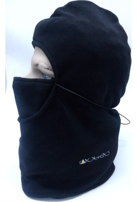 Wubec Kar Maskesi Siyah