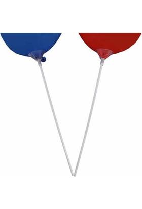 Tahtakale Toptancısı Balon Çubuğu Plastik 35 CM (20 Adet)