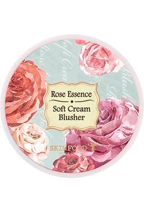 Skinfood Rose Essence Soft Blusher Uzun Ömürlü Allık (02) 3.5g