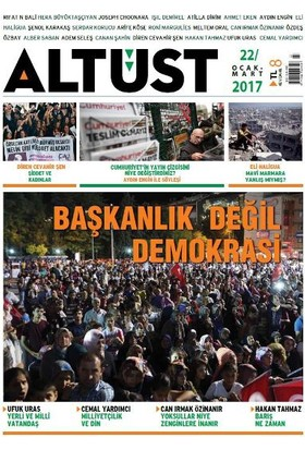 Altüst Dergisi Sayı: 22