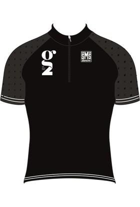 Santini Forma Kısa Kol G2 Siyah Xl