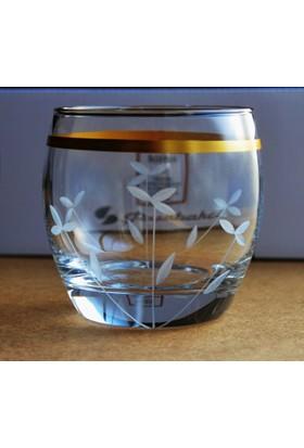 Başak Paşabahçe 41010 Gelin Çiçeği(Yaldız) Barrel Su - Meşrubat Bardağı 12 Adet