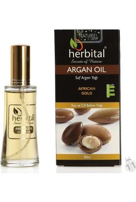 Herbital Argan Yağı 50ml