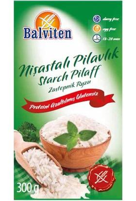 Balviten Düşük Proteinli Glutensiz Pirinç İkamesi 300 Gr