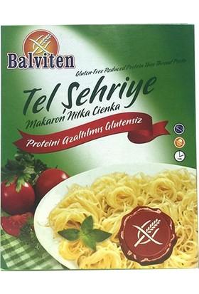 Balviten Makaron Wstazki Glutensiz Düşük Proteinli Şerit Makarna 250Gr