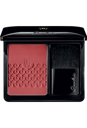 Guerlain Rose Aux Joues 15 Tender Blush 02 Chic Pink - Allık