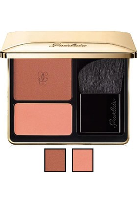 Guerlain Rose Aux Joues Blush Duo Allık Renk: 05 Gloden High