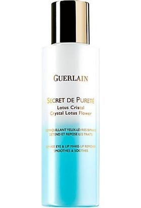 Guerlain Secret De Purete Biphase 100 Ml Göz Makyaj Temizleyici