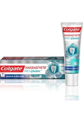 Colgate Diş Macunu Hassasiyete Pro Çözüm Onarım ve Önleme 75 ml