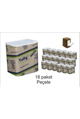 Tuffy Dispenser Peçete 18x200 adet