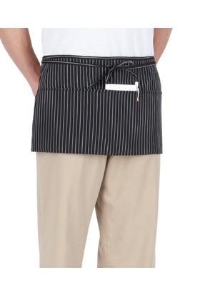 Salon Giyim Belden Bağlamalı Garson Önlüğü KG01 - 5 adet