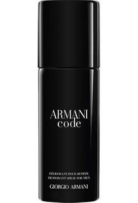 Giorgio Armani Code 150 Ml Erkek Deodorant