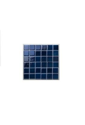 Mozaix Cam Mozaik A - 155 Artistic Seri 50 x 50 mm File Montaj