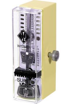 Metronom Mekanik Süper Mini Beyaz 882051