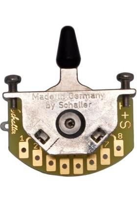 Potans Mega Switch Schaller Telecaster 3 Yollu 15310011