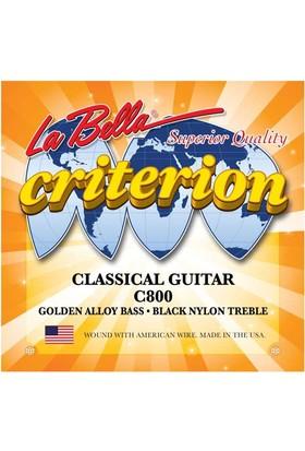 Gitar Aksesuar Klasik Tel Criterion C800