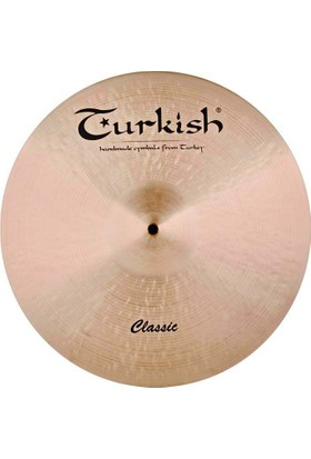 Turkish Cymbals Classic Crash C-C14