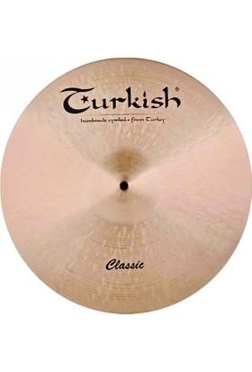 Turkish Cymbals Classic Crash Thin C-CT17