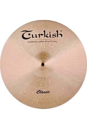 Turkish Cymbals Classic Crash Thin C-CT18