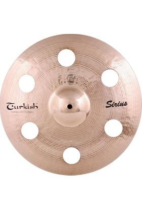 Turkish Cymbals Sirius Crash SS-C18