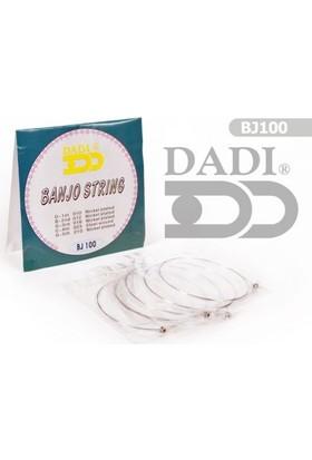 Banjo Takım Tel BJ100