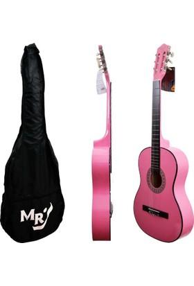 Gitar Klasik Manuel Raymond MRC275PNK (KILIF HEDİYE)
