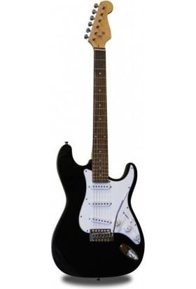 Manuel Raymond MRE3BK Elektro Gitar