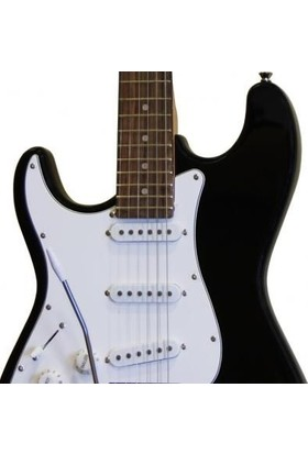 Gitar Elektro SOLAK Manuel Raymond MRELH3BK