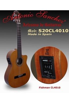 Gitar Elektro Klasik ANTONIO SANCHEZ S20CL4010