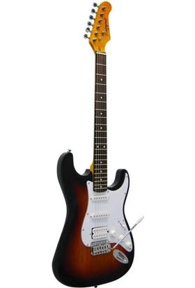 Gitar Elektro Extreme XE25SB