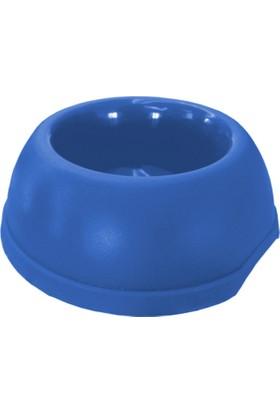Lepus Kedi Köpek Plastik Mama Su Kabı 250 ml Mavi