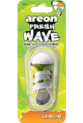 Areon Fresh Wave Converse Koku Lemon 104191 6Lı Paket