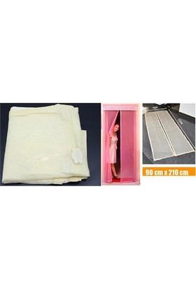 Dantela X-Large Mıknatıslı Kapı Sinekliği 2.1 Metre 090725 6Lı Paket