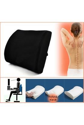 Konformatik Ortopedik Bel Yastığı Hafızalı Köpük 200001 6Lı Paket