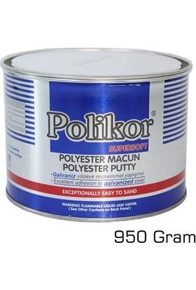 Polikor Polyester Macun 800 Gram 098934 6Lı Paket