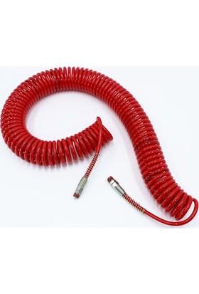 Somafix Spiral Hava Basınç Hortumu 5 X 8 Mm 15 Metre 090529 6Lı Paket