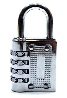 Cjsj 4 Şifreli Asma Kilit 4 Cm 091409