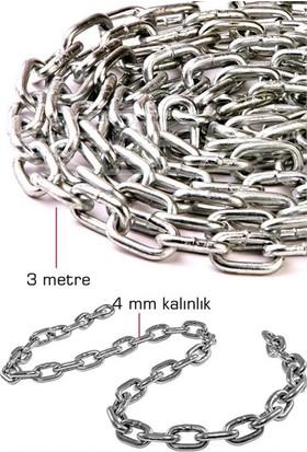 Mastercare Halat Zincir 4 Mm Kalınlık X 3 Metre 090581