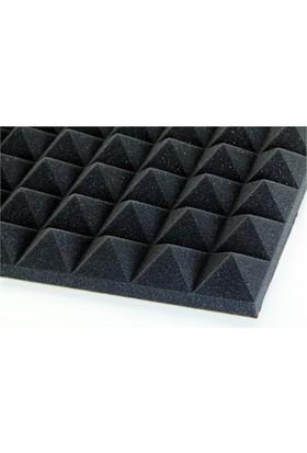 Mastercare Karbon Piramit Akustik Sünger 50 Cm Yükseklik 7 Cm 091246