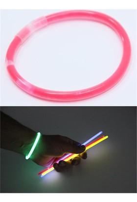 Modacar 6Lı Paket Glowsticks Anlık Bileklik Fosforlu Emniyet Işığı 34M002