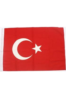 Modacar 6Lı Paket 80X120 Cm Türk Bayrağı 104635