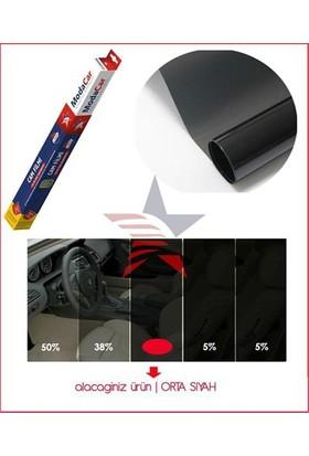 Modacar Dimaond Vision Orta Siyah Cam Filmi ( 6 Mt X 50 Cm - 3 Metrekare ) 551150