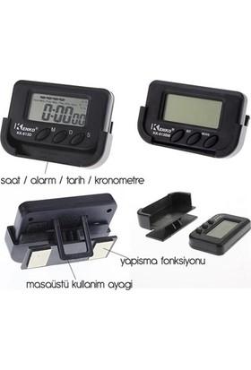Modacar Motorsiklet Dijital Saat Alarm Tarih Kronometre 75D016