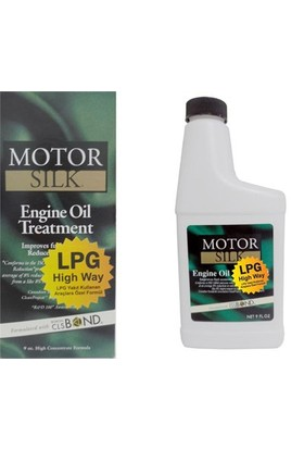 Motorsilk Lpg Highway Lpg Li Motorlara Özel Bor Yağ Katkısı 09M041