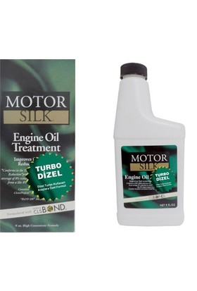 Motorsilk Turbo Dizel Motorlara Özel Bor Yağ Katkısı 104766