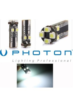 Photon 8 Beyaz Smd Ledli T10 Tip Park Ampülü 85D038